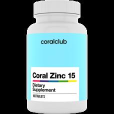 Coral Zink 15